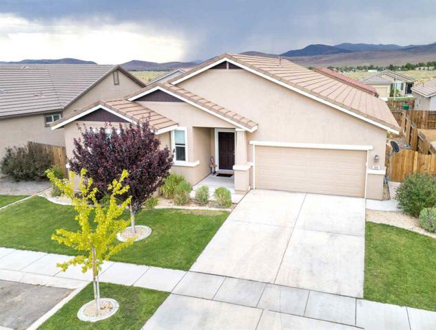 144 Calvert St, Dayton, NV 89403 (MLS #190012304) :: Vaulet Group Real Estate