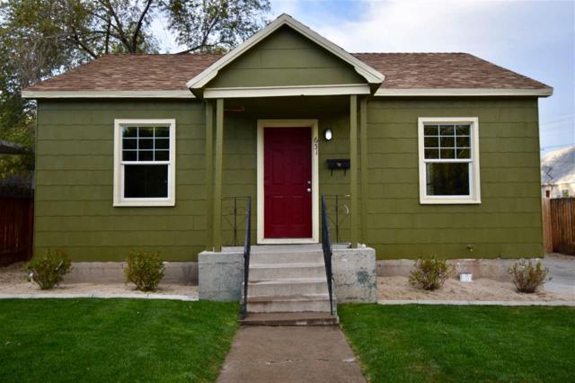 651 Cheney St, Reno, NV 89502 (MLS #190012318) :: NVGemme Real Estate