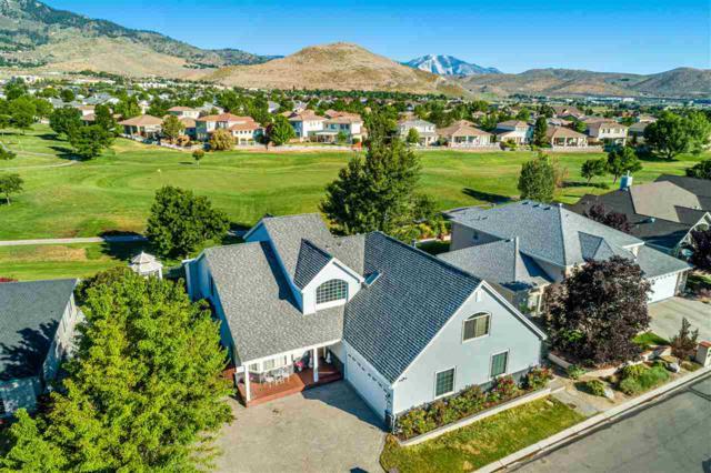2288 Oak Ridge Dr, Carson City, NV 89703 (MLS #190012393) :: Chase International Real Estate