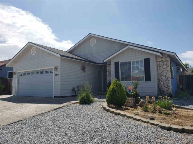 989 Ridgeview, Carson City, NV 89705 (MLS #190012408) :: Chase International Real Estate