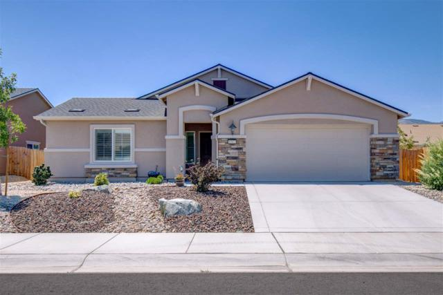 6502 Cone Peak Dr, Carson City, NV 89701 (MLS #190012443) :: Chase International Real Estate