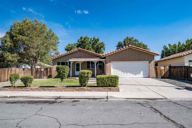186 W Hampton Dr., Carson City, NV 89706 (MLS #190012460) :: Theresa Nelson Real Estate