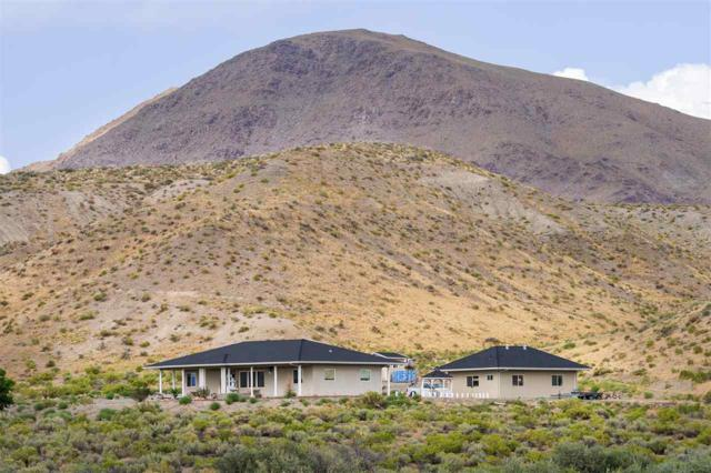 140 Copperbelt Road, Smith, NV 89430 (MLS #190012576) :: The Mike Wood Team