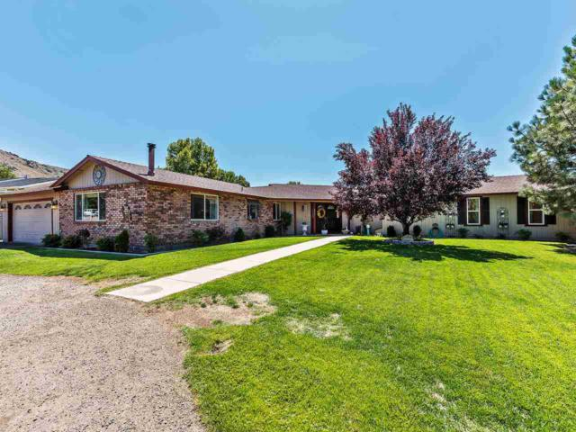 2009 De Ann Drive, Carson City, NV 89701 (MLS #190012614) :: Chase International Real Estate