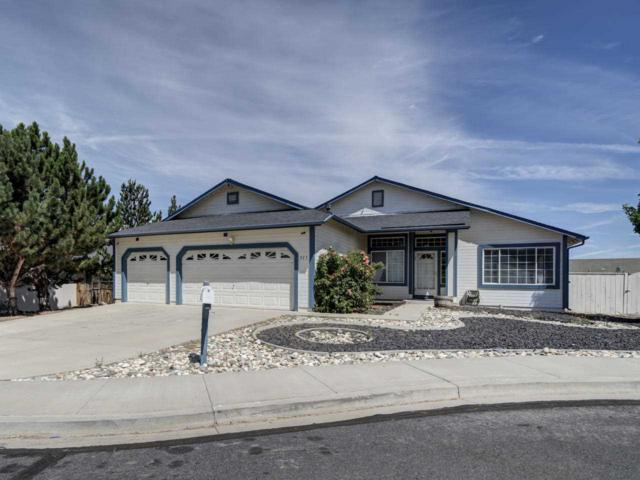 915 University Green Ct., Reno, NV 89512 (MLS #190012677) :: The Mike Wood Team