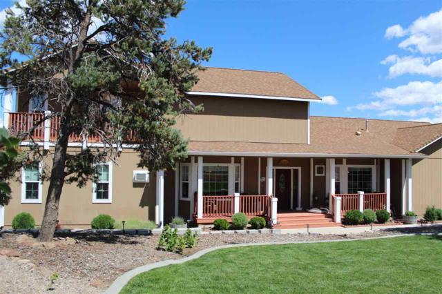 2915 Pine Valley Road, Gardnerville, NV 89410 (MLS #190012686) :: Vaulet Group Real Estate