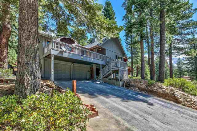 710 Golfers Pass, Incline Village, NV 89451 (MLS #190012688) :: The Mike Wood Team
