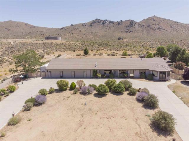 3917 Conte Drive, Carson City, NV 89701 (MLS #190012734) :: Chase International Real Estate