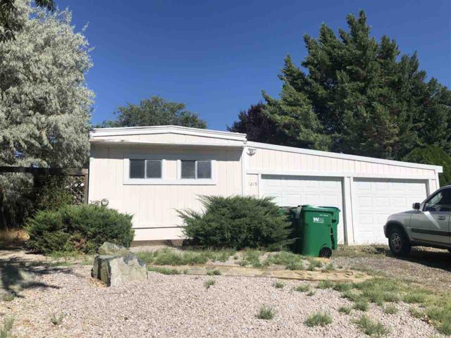 1215 Fleetwood Avenue, Carson City, NV 89701 (MLS #190012736) :: Chase International Real Estate