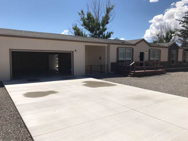 35 Fairway Dr., Yerington, NV 89447 (MLS #190014214) :: Ferrari-Lund Real Estate