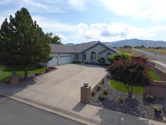 4195 Two Rock Dr, Winnemucca, NV 89445 (MLS #190014216) :: Theresa Nelson Real Estate