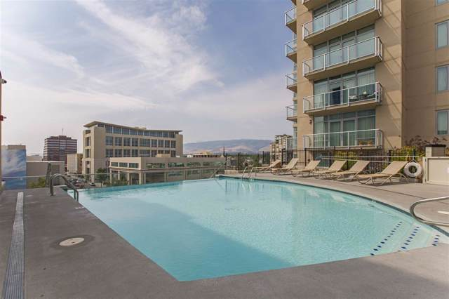 50 N Sierra Street #803 #803, Reno, NV 89501 (MLS #190014220) :: NVGemme Real Estate