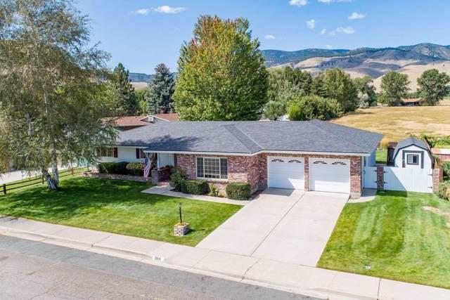 904 Lexington Avenue, Carson City, NV 89703 (MLS #190014224) :: Vaulet Group Real Estate