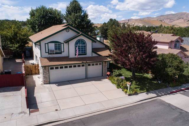 6179 Valley Wood Drive, Reno, NV 89523 (MLS #190014230) :: Vaulet Group Real Estate