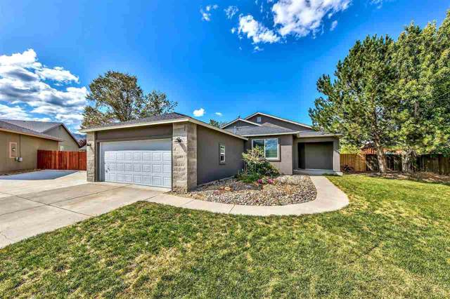 3572 Overlook, Carson City, NV 89705 (MLS #190014263) :: Harcourts NV1