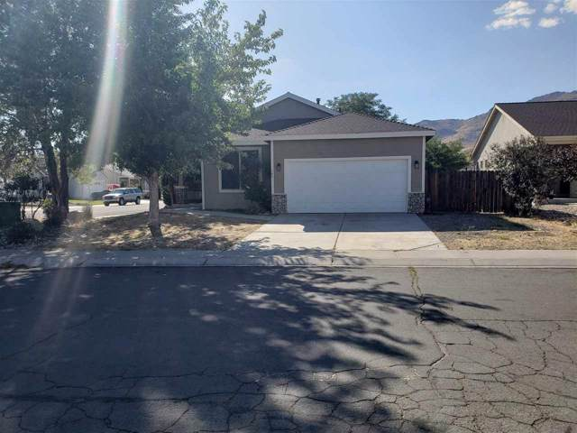 149 Dayton Village, Dayton, NV 89403 (MLS #190014271) :: NVGemme Real Estate