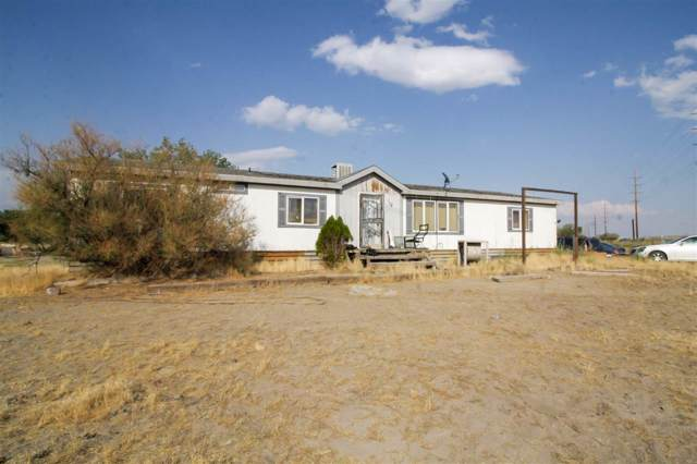 720 Sage St, Fernley, NV 89408 (MLS #190014287) :: The Mike Wood Team