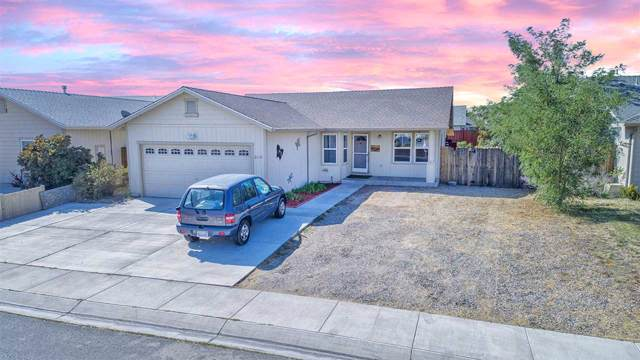 2119 Fort Bridger, Fernley, NV 89408 (MLS #190014289) :: Ferrari-Lund Real Estate