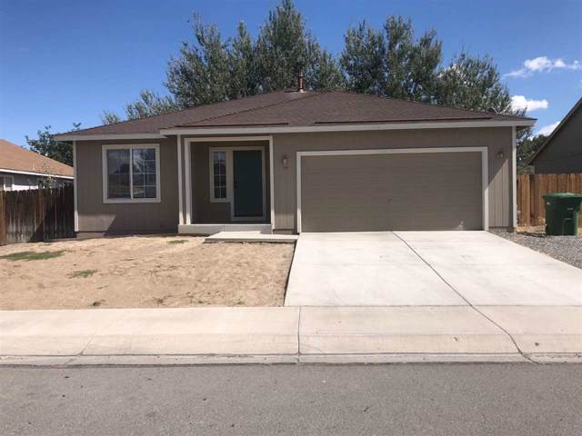714 Fall St, Fernley, NV 89408 (MLS #190014294) :: Ferrari-Lund Real Estate