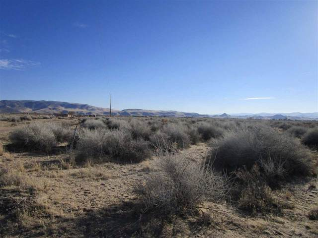 3475 E 8th St., Silver Springs, NV 89429 (MLS #190014306) :: Chase International Real Estate
