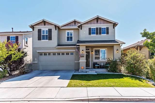 2252 Big Trail Cir, Reno, NV 89521 (MLS #190014327) :: Harcourts NV1