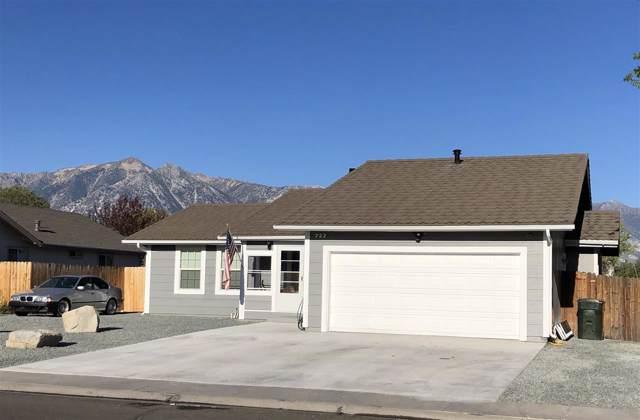 722 Lassen Way, Gardnerville, NV 89460 (MLS #190014331) :: Ferrari-Lund Real Estate