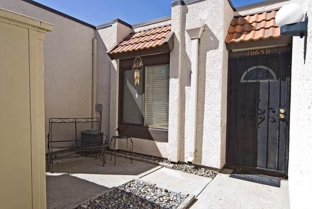 "1065 Baywood Dr  ""D"" #68, Sparks, NV 89434 (MLS #190014335) :: Theresa Nelson Real Estate"