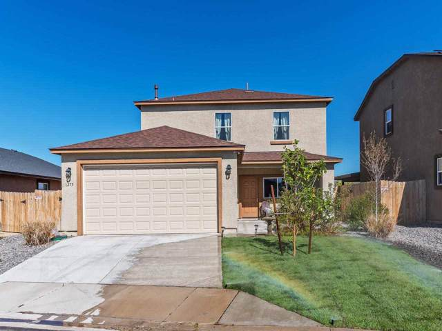 1275 Whistler Ct., Reno, NV 89506 (MLS #190014348) :: Vaulet Group Real Estate