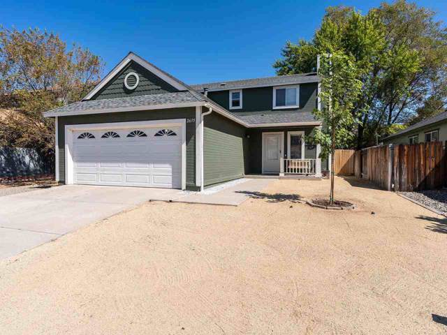 2675 Pinebrook Dr, Carson City, NV 89701 (MLS #190014356) :: Ferrari-Lund Real Estate
