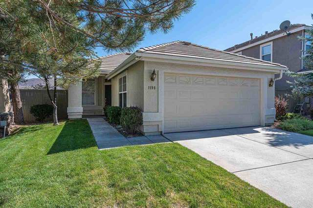 1198 Scenic Park Terrace, Reno, NV 89521 (MLS #190014362) :: The Mike Wood Team