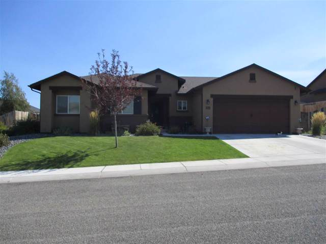 3343 Hackamore Way, Winnemucca, NV 89445 (MLS #190014371) :: Theresa Nelson Real Estate