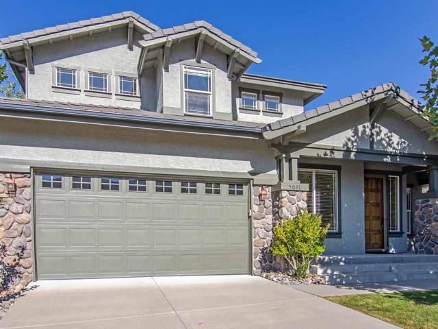 5021 Fall Colors Ct, Reno, NV 89519 (MLS #190014414) :: Ferrari-Lund Real Estate