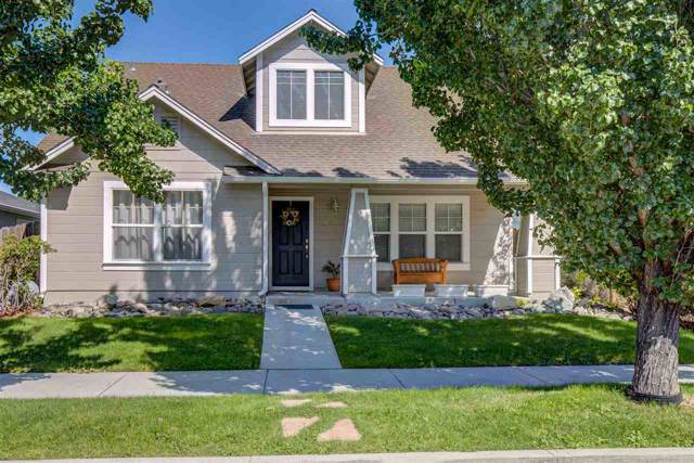 1412 Honeylocust Ave., Gardnerville, NV 89410 (MLS #190014418) :: NVGemme Real Estate