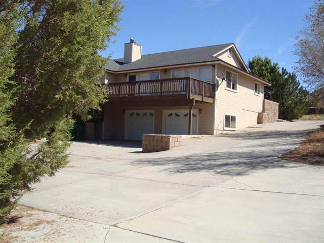 1787 Pinion Hills Dr., Carson City, NV 89701 (MLS #190014460) :: Theresa Nelson Real Estate
