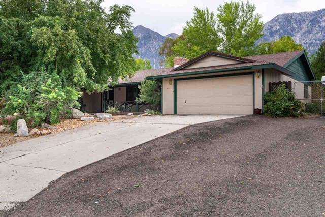 870 Barber, Gardnerville, NV 89460 (MLS #190014466) :: NVGemme Real Estate