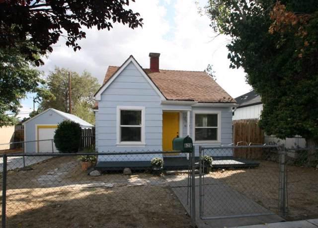 620 Thoma, Reno, NV 89502 (MLS #190014509) :: Harcourts NV1