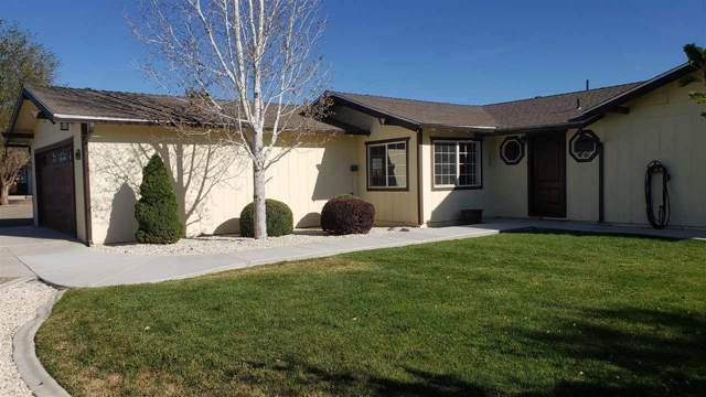 1315 Sanden Lane, Minden, NV 89423 (MLS #190014522) :: NVGemme Real Estate