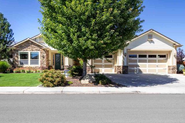 1095 Rocky Terrace, Gardnerville, NV 89460 (MLS #190014529) :: NVGemme Real Estate