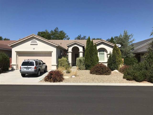 218 La Costa Ave, Dayton, NV 89403 (MLS #190014534) :: Ferrari-Lund Real Estate