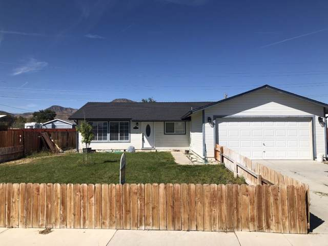1003 Dwight Way, Dayton, NV 89403 (MLS #190014573) :: NVGemme Real Estate