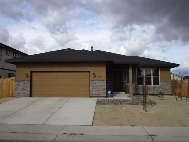 148 Relief Springs, Fernley, NV 89408 (MLS #190014583) :: Harcourts NV1