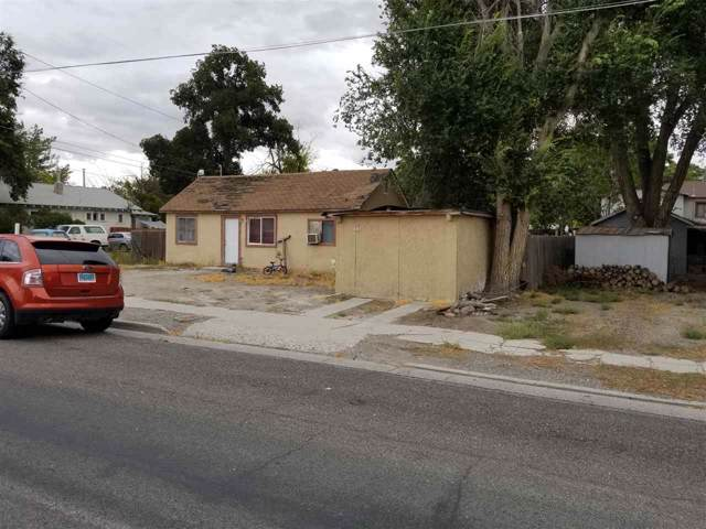 1340 Central Ave, Lovelock, NV 89419 (MLS #190014591) :: Ferrari-Lund Real Estate