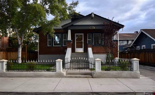 225 Pueblo St, Reno, NV 89509 (MLS #190014622) :: NVGemme Real Estate