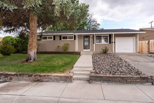 885 Akard, Reno, NV 89503 (MLS #190014630) :: NVGemme Real Estate
