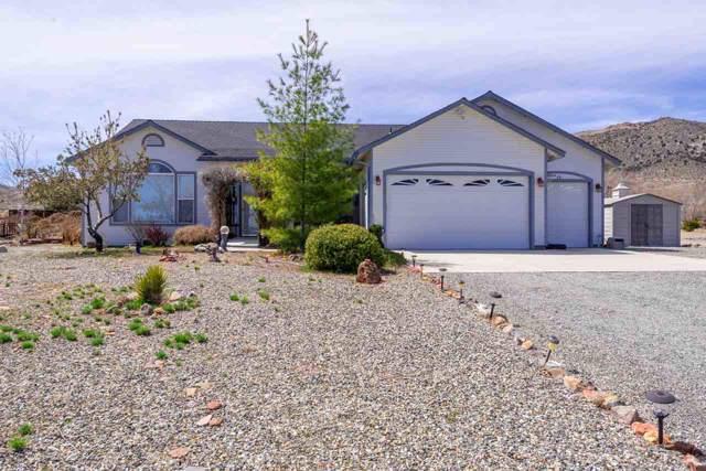 21 Colony Estates Drive, Wellington, NV 89444 (MLS #190014631) :: NVGemme Real Estate