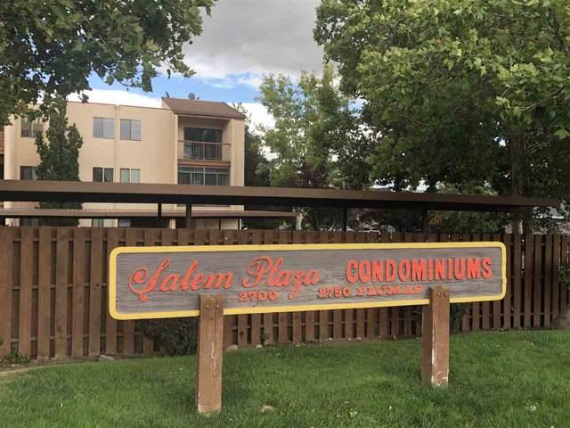 2750 Plumas #107, Reno, NV 89509 (MLS #190014635) :: NVGemme Real Estate