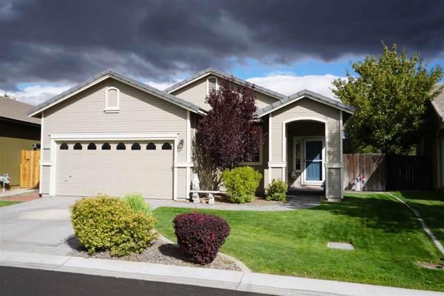 602 Champions Drive, Dayton, NV 89403 (MLS #190014640) :: NVGemme Real Estate