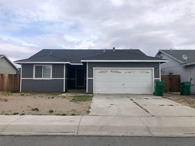212 Emigrant Way, Fernley, NV 89408 (MLS #190014658) :: Harcourts NV1