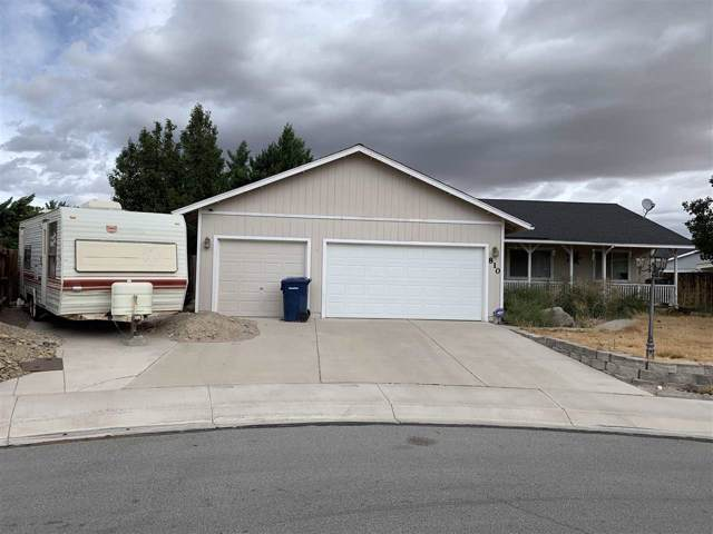 810 Brittany, Fernley, NV 89408 (MLS #190014664) :: Harcourts NV1