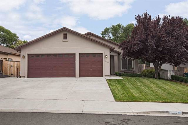 1565 Istrice Road, Sparks, NV 89436 (MLS #190014669) :: Northern Nevada Real Estate Group
